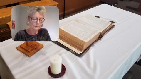 Sermon - Stumbling Blocks - January 31, 2021
