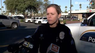 Phoenix Police Update on Officer Involved Shooting on December 3rd