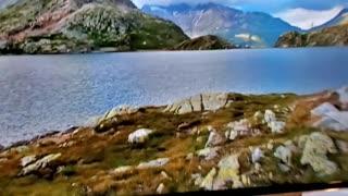 Hiking Swiss Alps