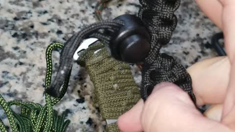 Paracord, Twine, and Rope