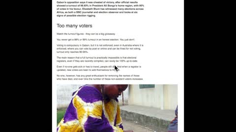 Vote Rigging How to Spot the Tell Tale Signs