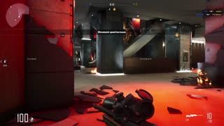 Crossfire X Sniper clip