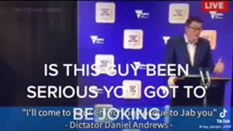 Dictator Dan - The Premier of Victoria, Melbourne