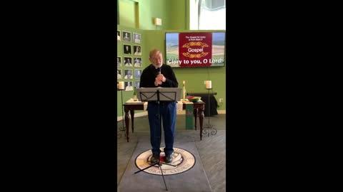Saint Paulus Lutheran Church - Sunday Service - 25th Sunday in Ordinary Time - 19 September 2021