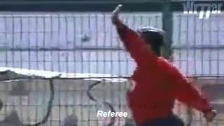 Comic football moments