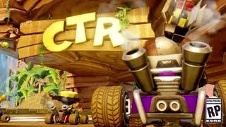 Crash Team Racing Nitro-Fueled - Gameplay Video