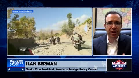 Securing America with Ilan Berman - 08.27.21