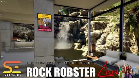 ROBSTER LIVE PODCAST - Episode #14