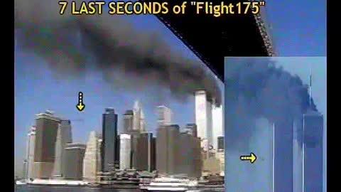 Flight 175's last 7 seconds on 9/11