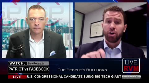 Navy Veteran, America First Congressional Candidate Sues Facebook - Legal Expert Weighs In