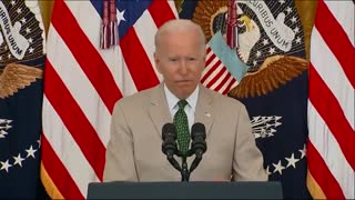 Biden Says 350 Million Americans Have Been Vaccinated... More Than the Entire Population