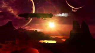 Spooky Planet ....