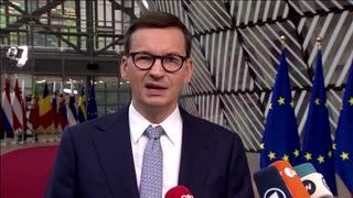 Poland won't bow to EU 'blackmail' but seek to fix rows - PM