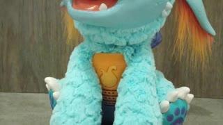 Dragon fire toy