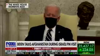 Biden REFUSES to Answer Questions From Reporters on Afghanistan!