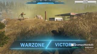 Epic Victory GrumpyMonk85! Warzone
