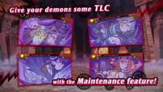 Demon Gaze 2 Official Unearth Asteria Trailer