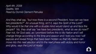 House of Destiny: Prophesy From Kim Clement April 4, 2008