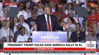 Trump everything WOKE TURNS to SHit