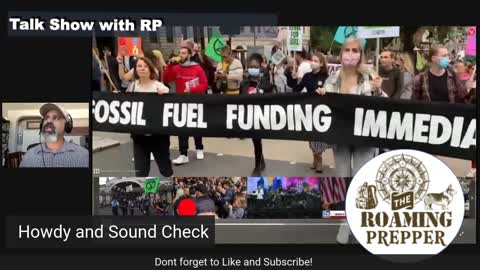 Tuesday Talk Show 24 Aug 2021 Lessons from Civil Unrest