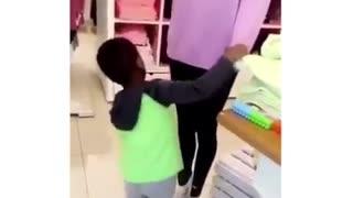Funny videos the scream