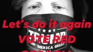Georgia voters Save America