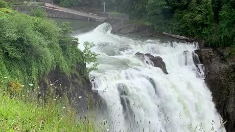 Snoqualmie Falls, Washington May 2020