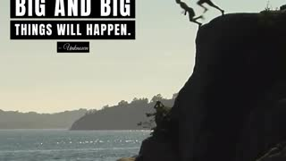 Dream Big and Big Things Will Happen