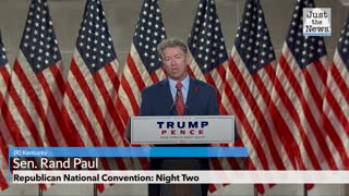 Republican National Convention, Rand Paul Full Remarks
