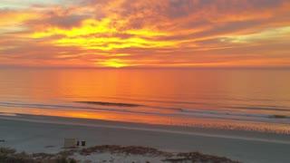 Sunrise at the Beach.