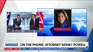 Sidney Powell - Bernie Sanders Knew of Dominion Fraud in 2016