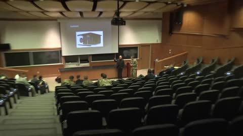 Dr. Charles Morgan on Psycho-Neurobiology and War