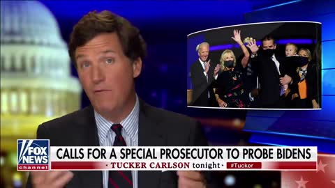 Tucker Carlson Reports: Potential criminal activity hidden from Americans