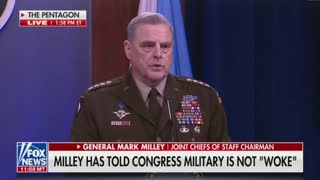 """General Milley Defends Military Teaching About """"White Rage"""" ..!!!"""