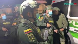 Alias Otoniel llega a Bogotá