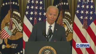 Biden FORGETS Name Of His Own HHS Secretary