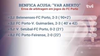 Miguel Guedes analisa queixas do Benfica