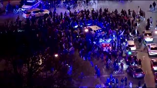 Hundreds protest Chicago police killing of 13-year-old boy