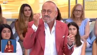Manuel Luís Goucha fala sobre a saída de Cristina Ferreira da TVI