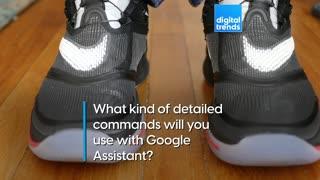 Hey, Google! Tie my shoes!