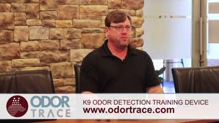 Training Explosive Detection K9s