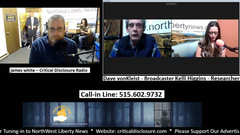 Critical Disclosure – Remember THIS DAY - 1.19.21 – Live Roundtable