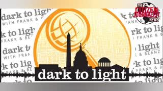 Dark To Light Frank & Beanz Interview Patrick Byrne On The Emergency Trump Meeting
