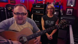 Acoustic Guitar Lesson - Heaven Knows by Donna Summer