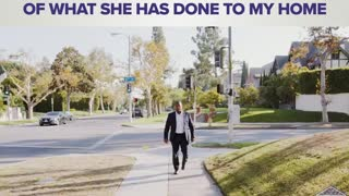 Joe Collins running against Mansion Maxine Waters!