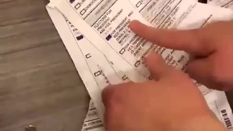 """""""VOTER FRAUD IN OKLAHOMA"""" - Trump Ballots found in Trash - Election Fraud in Oklahoma - Voter Fraud"""