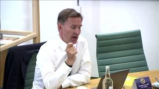 UK's Health Minister defends handling of pandemic