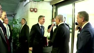 Blinken, Netanyahu meet to discuss Gaza ceasefire