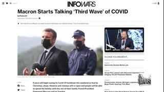 Alex Jones Rant: SECRET COVID CENTERS