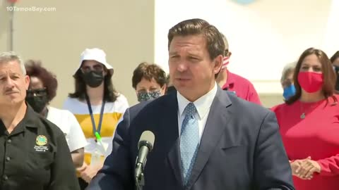 """They Want to Take Your Freedom"" Ron DeSantis Reveals What He's Fighting Against"